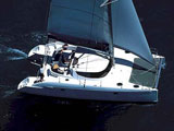 location bateau Belize 43 Quatro