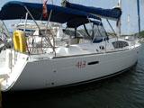 location bateau Beneteau 413