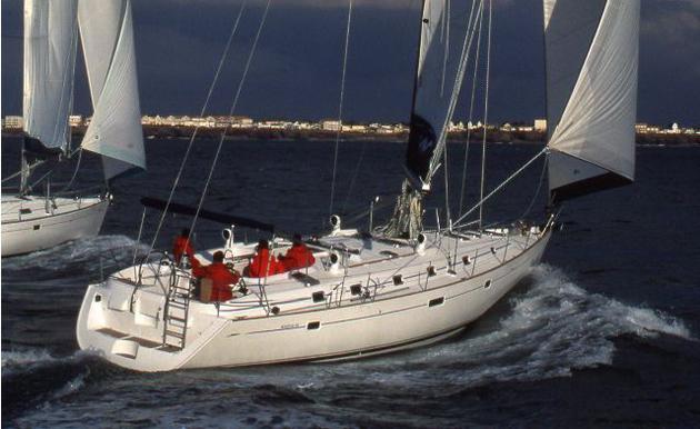location bateau Beneteau 50