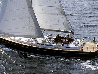 location bateau Beneteau 57