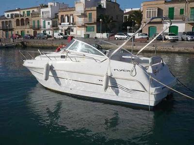 location bateau Flyer 701