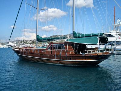 location bateau Blue Days