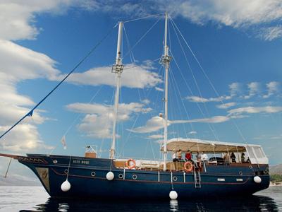 location bateau Blue Nose