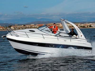 location bateau BMB 27 Sport