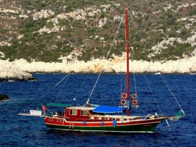 location bateau Bolero