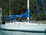 location bateau Bruce Roberts 45