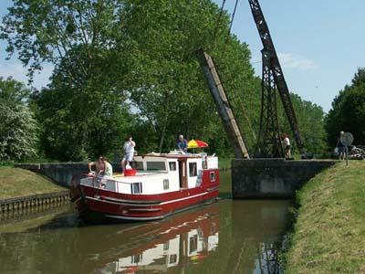 Location bateau  Burgundy 1200