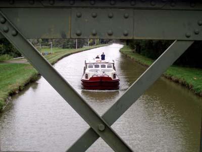 Location bateau  Burgundy 1500