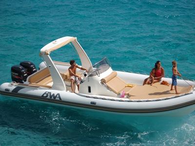 Location bateau  Bwa 850