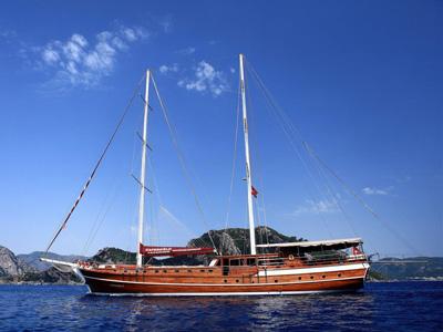 Location bateau  Caferoglu 7