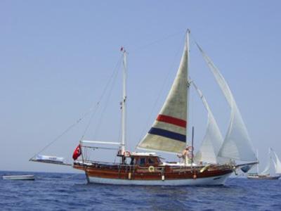 location bateau Cagselen