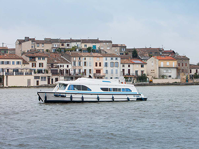 location bateau Calypso