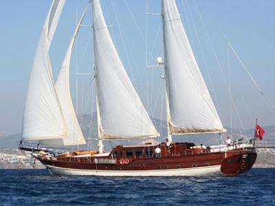 location bateau Caner IV