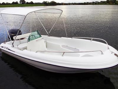 Location bateau  Cap 400 Console