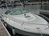 location bateau Cap Camarat 555 WA