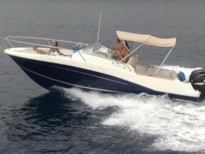 location bateau Cap Camarat 755 WA