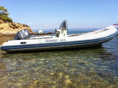 Location bateau  Capelli Tempest 625