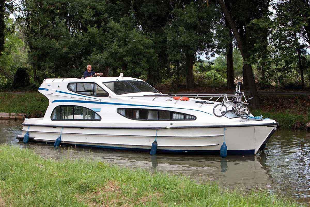 location bateau Caprice