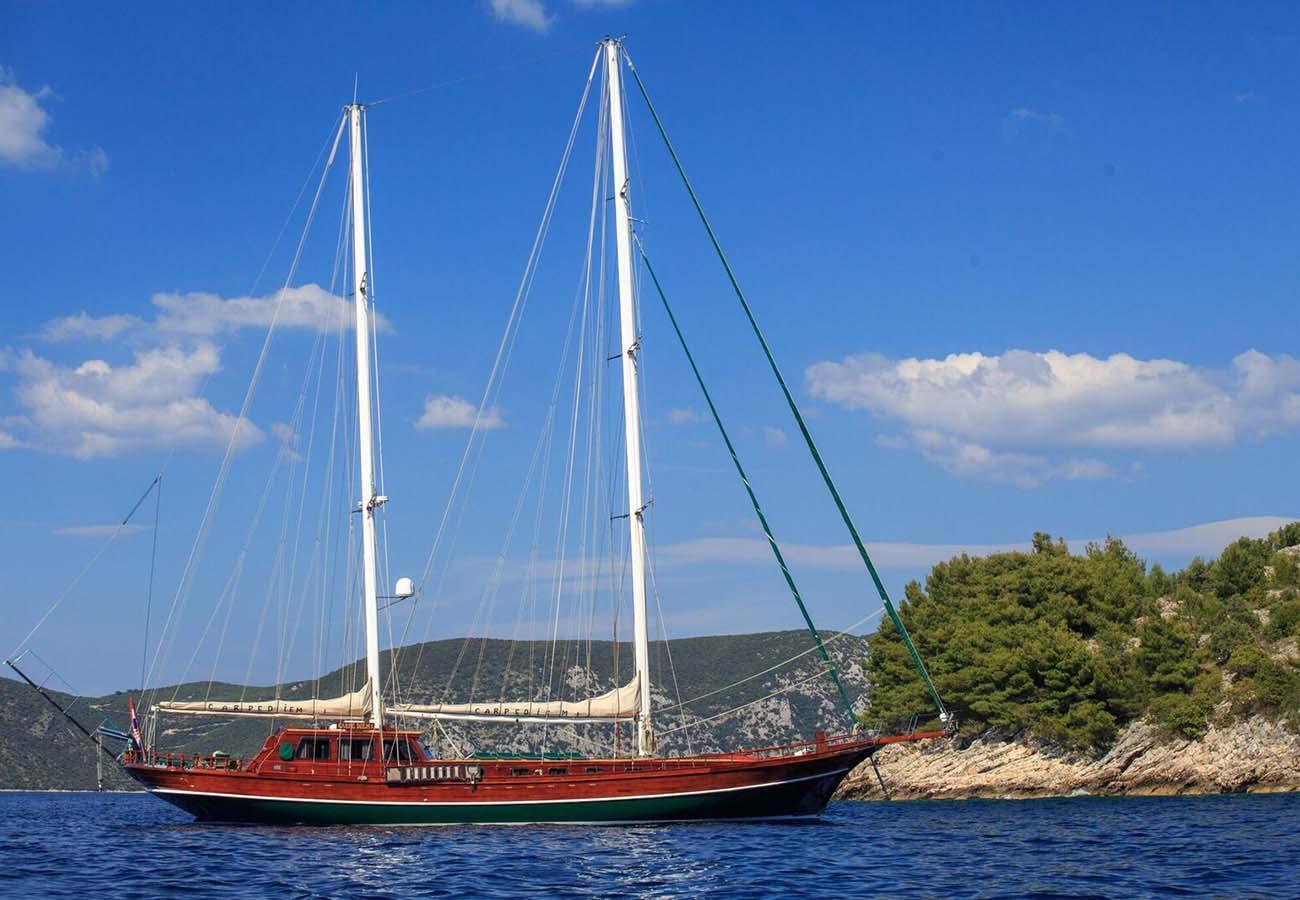 location bateau Carpe Diem 7