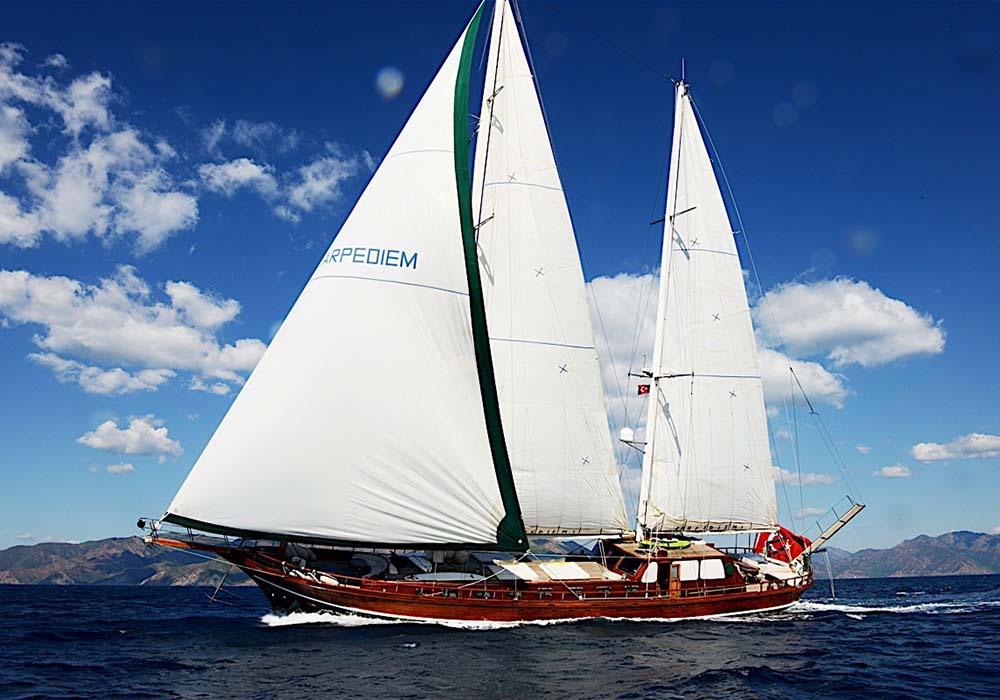 Location bateau  Carpe Diem 1