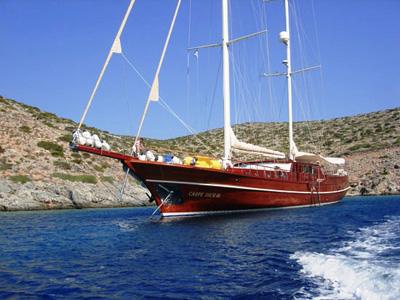 location bateau Carpe Diem-III