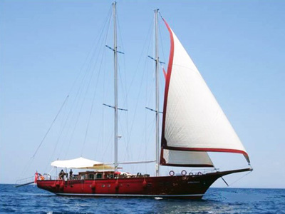 location bateau Casa Del Arte
