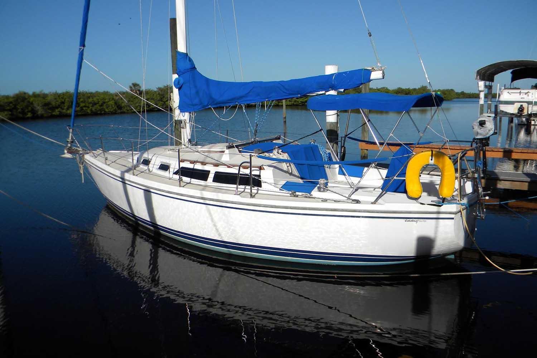location bateau Catalina 30