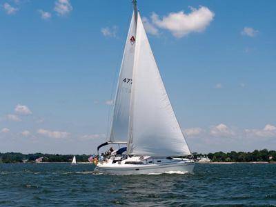 location bateau Catalina 350