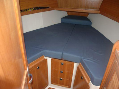 interno Catalina 36
