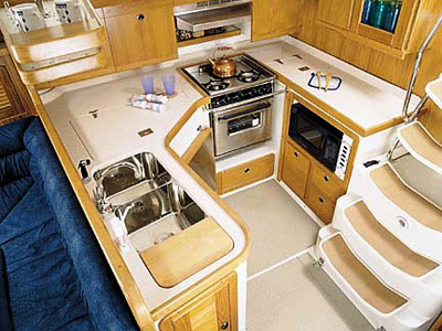 interno Catalina 400