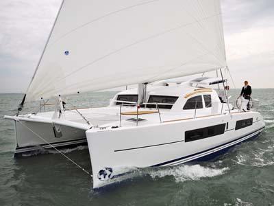 location bateau Catana 41 OC