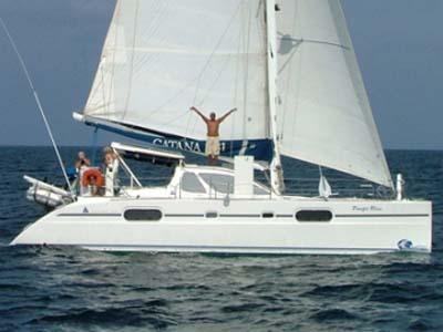 Location bateau  Catana 43 OC