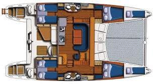 intérieur Catana 471