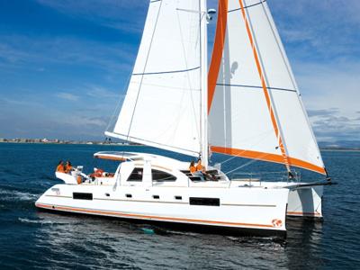 location bateau Catana 50