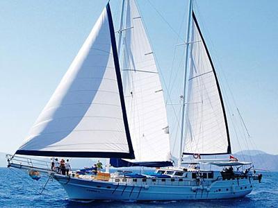 location bateau Cemre IV