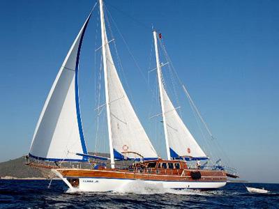 location bateau Cemre Junior