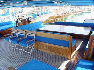 location bateau Cemre-4