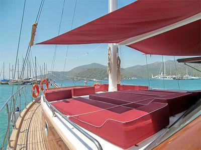 location bateau Ceylan