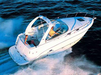 location bateau Chaparral 280