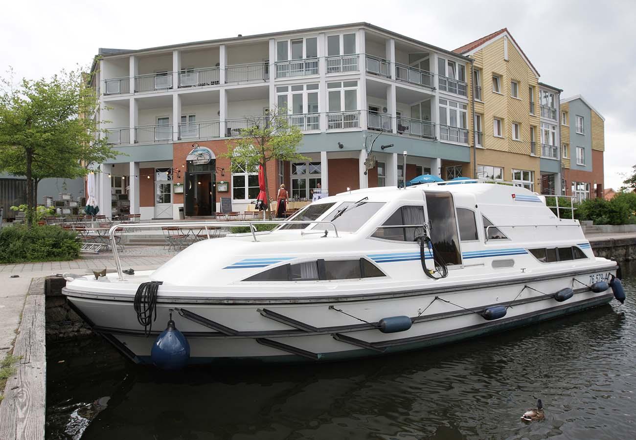 location bateau Clipper