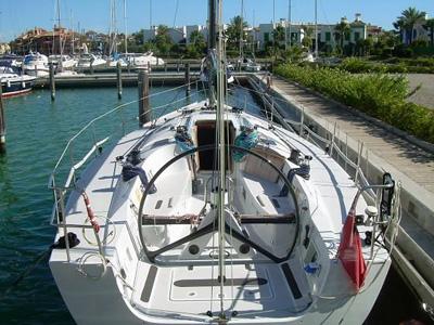 location bateau Comet 41 Sport