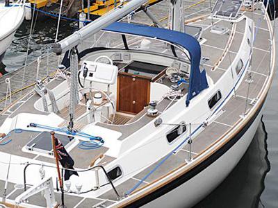 Location bateau  Corsair Mk II