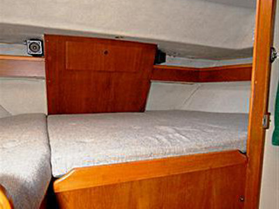 intérieur Corsair Mk II