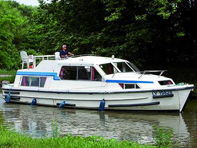 location bateau Corvette B
