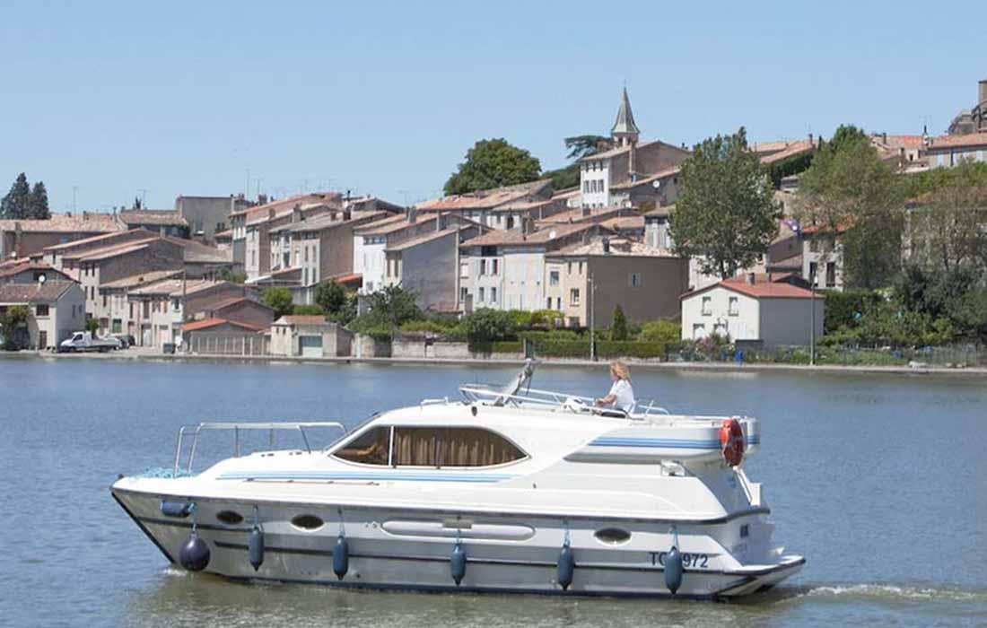 location bateau Countess
