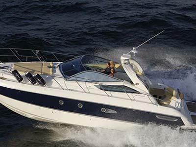 location bateau Cranchi 43 Open