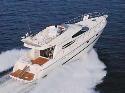 location bateau Cranchi Atlantique 48