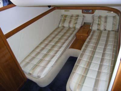 intérieur Cranchi Atlantique 48