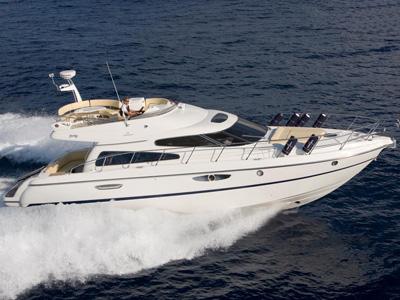 location bateau Cranchi Atlantique 50