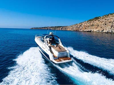 location bateau Cranchi Endurance 41